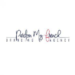 Logo Pardon My French - Branding Agency partenaire