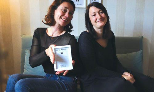 Audrey et Mathilde de Happy Madeleine, Femmes du Numérique en Normandie